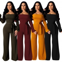 Sexy jumpsuit OFN6338